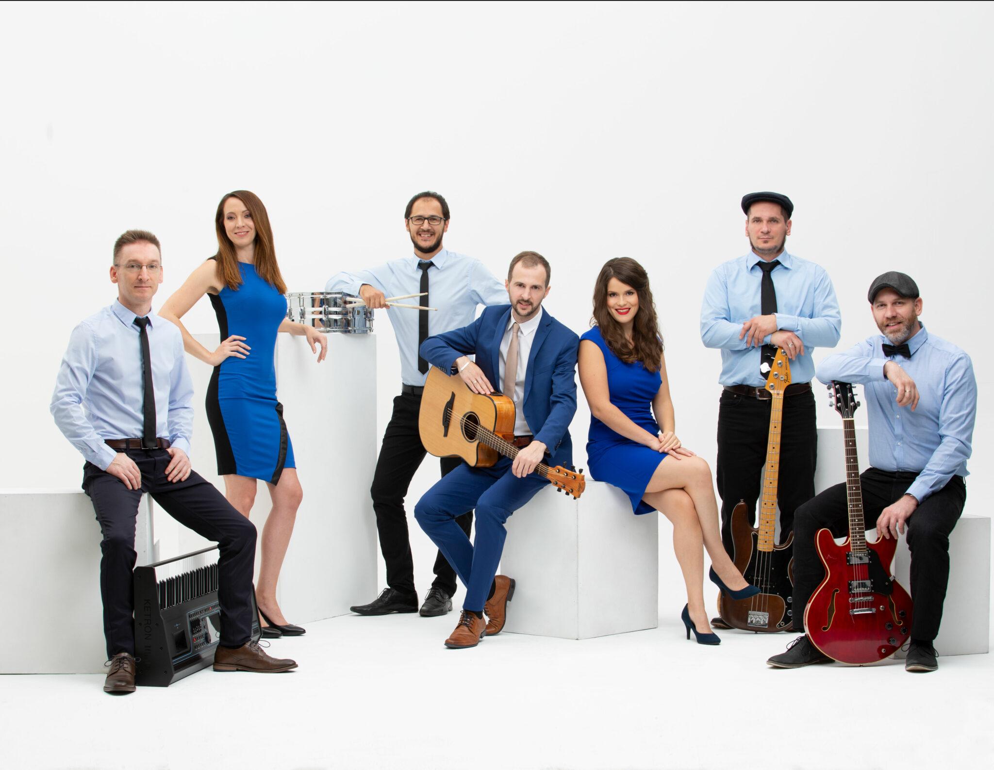 Budapest Showtime │ Prémium Zenekar Esküvői és céges rendezvényre │ 100% Élőzene 3