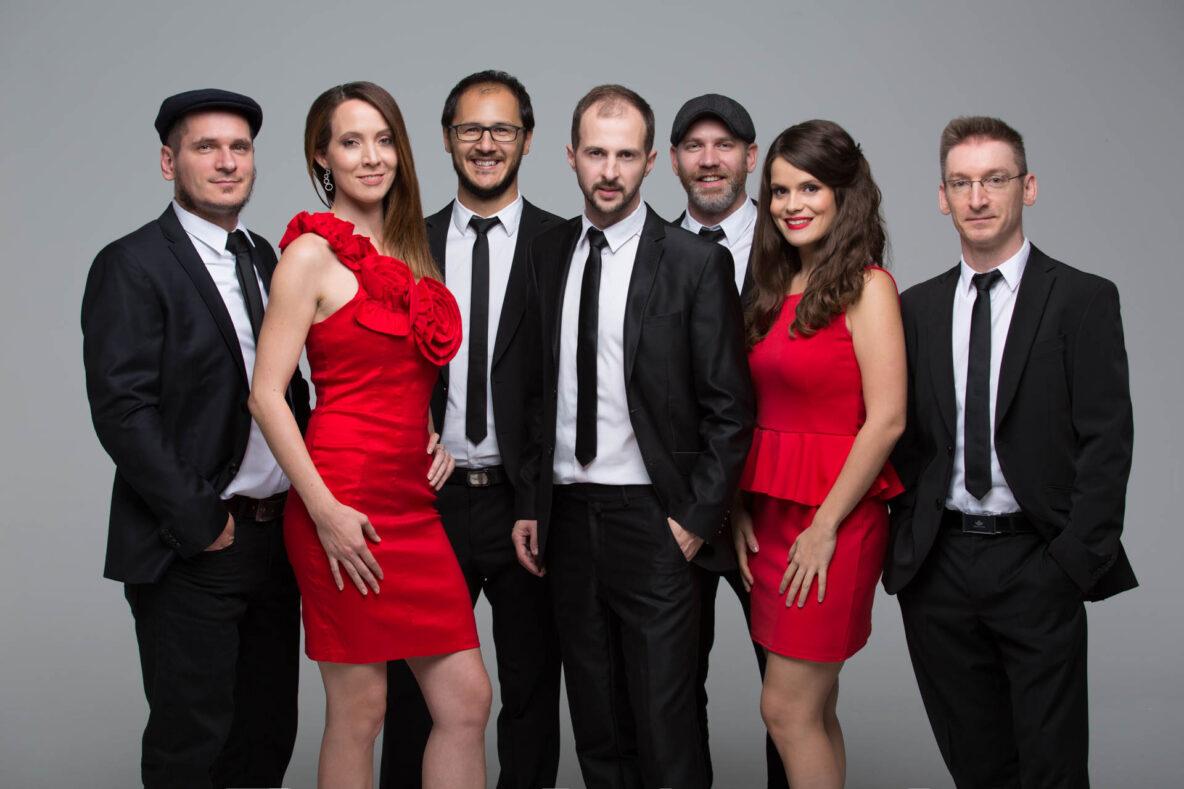 Esküvői party zenekarok esküvőre - Prémium zenekar - Budapest Showtime