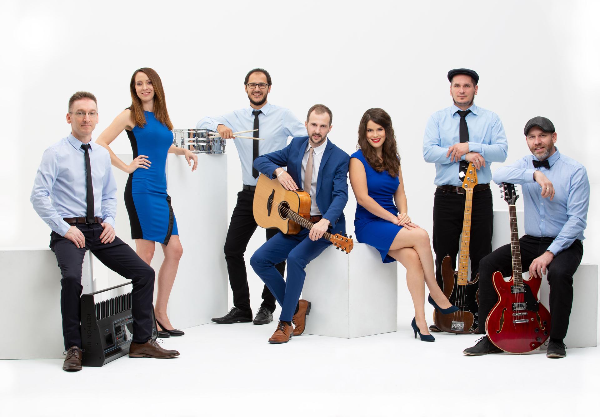 Budapest Showtime │ Prémium Zenekar Esküvői és céges rendezvényre │ 100% Élőzene 1