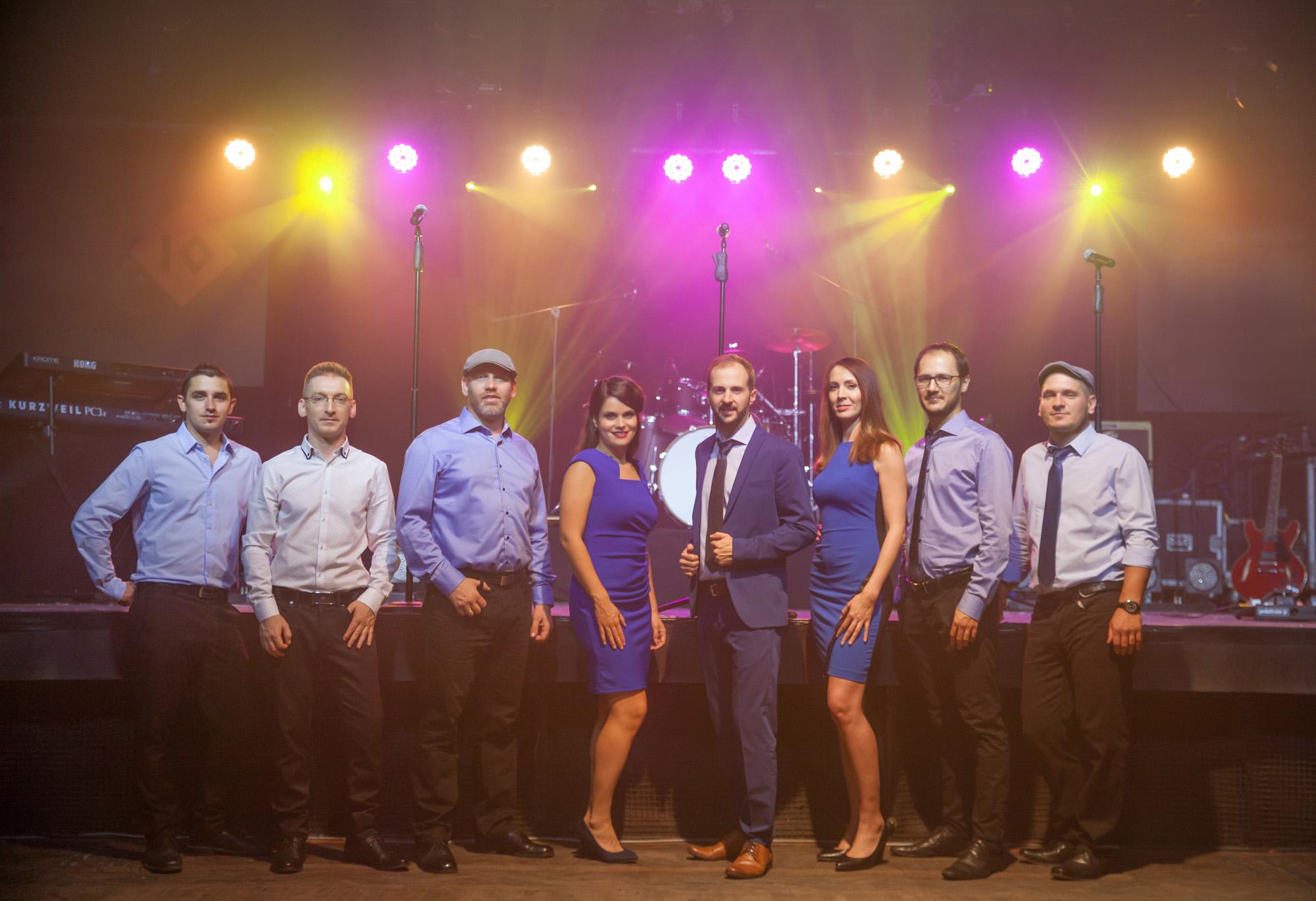 show zenekarok